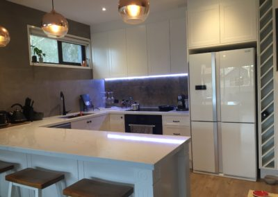 Chafey U spaped kitchen pic2