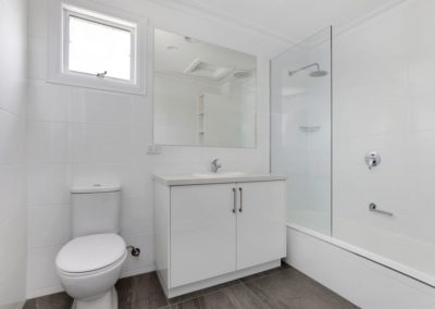 ogilvieen suit after bathroom renovation was completed